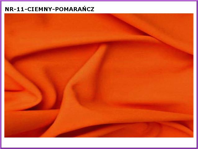 tkanina-11 ciemny pomarancz
