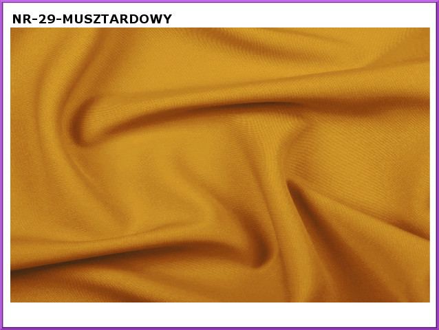 tkanina-29 musztardowy