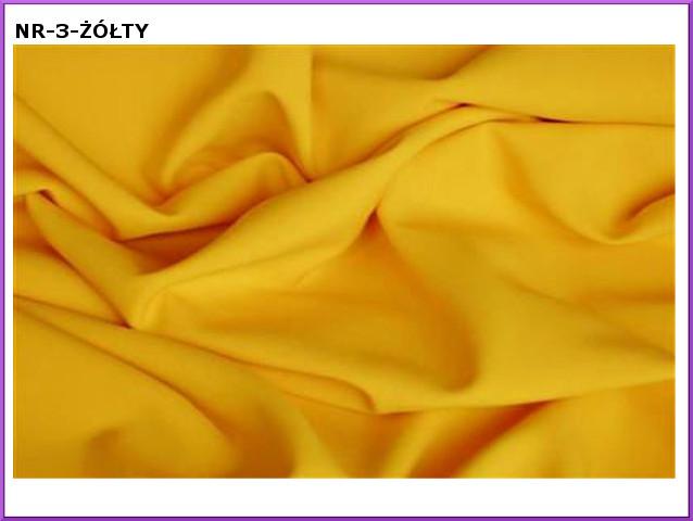 tkanina-3 zolty