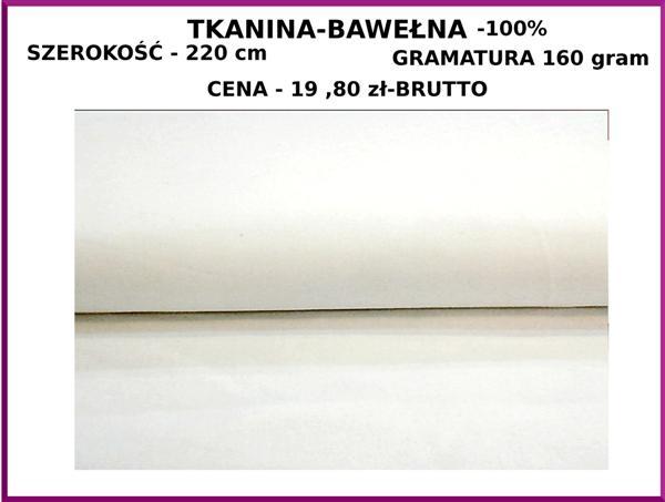 bawełna 220 (Custom)