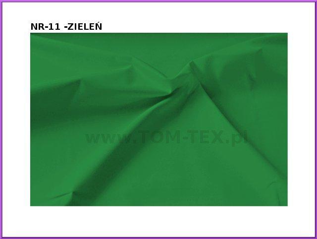 tkanina memory 11-zieleń