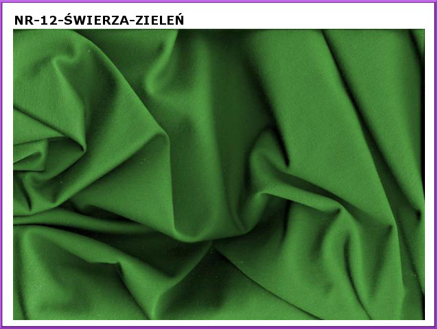 dzianina-12 swierza zielen