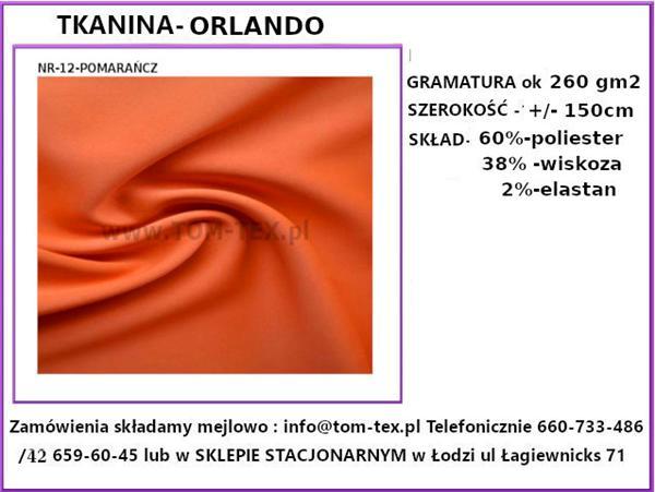 orlando 12 pomarańcz (Custom)