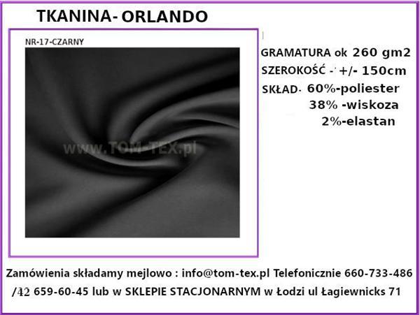 orlando 17 czarny (Custom)
