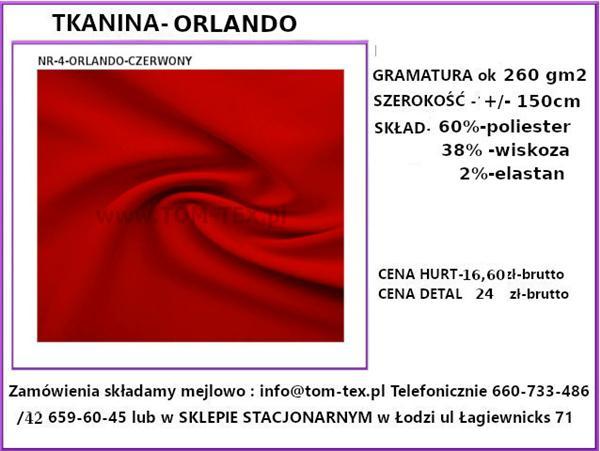 orlando 4 czerwien (Custom)